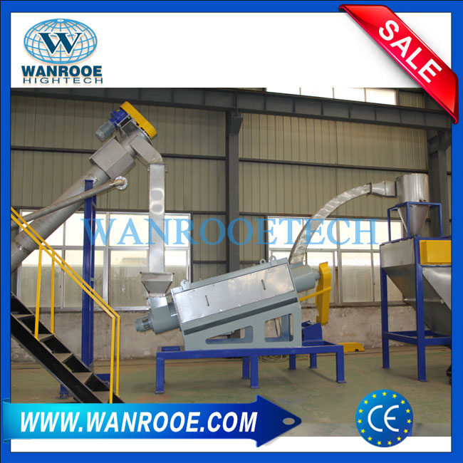 High Speed Friction Washer, Friction Washer, PET Washing Machine