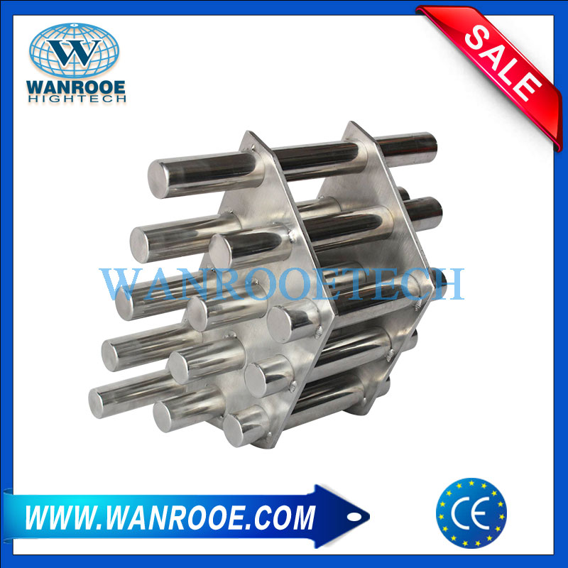 Steel Separated Magnetic Net, Magnetic Filter Frame, Steel Separated Magnetic Filter