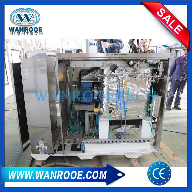 Medical Waste Shredder, Medical Waste Treatment, Medical Waste Disposal Equipment, Biomedical Waste Shredder