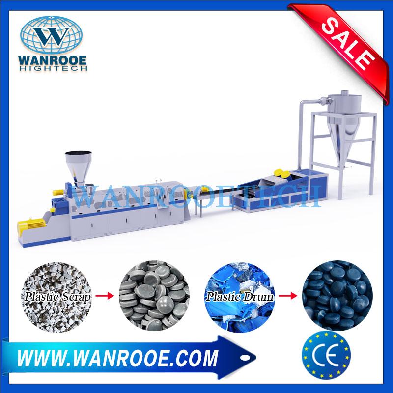 plastic recycling granulator, waste plastic granulator, waste plastic recycling machine, fully automatic plastic granules machine, plastic granulator machine