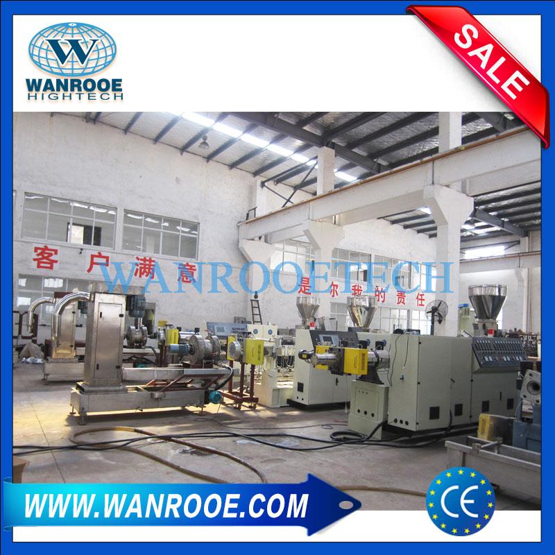 Regrind Plastic Granulating Machine,Plastic Grinded Material Pelletizing Machine,Plastic Regrind Granulating Machine