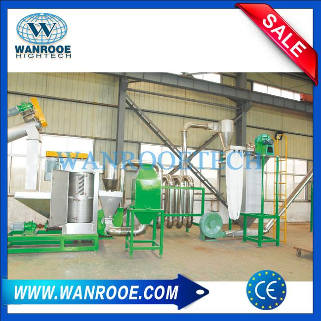 PET Bottle Washing And Recycling Line, PET Washing Line, PET Recycling Line, PETbottle recycling machine price
