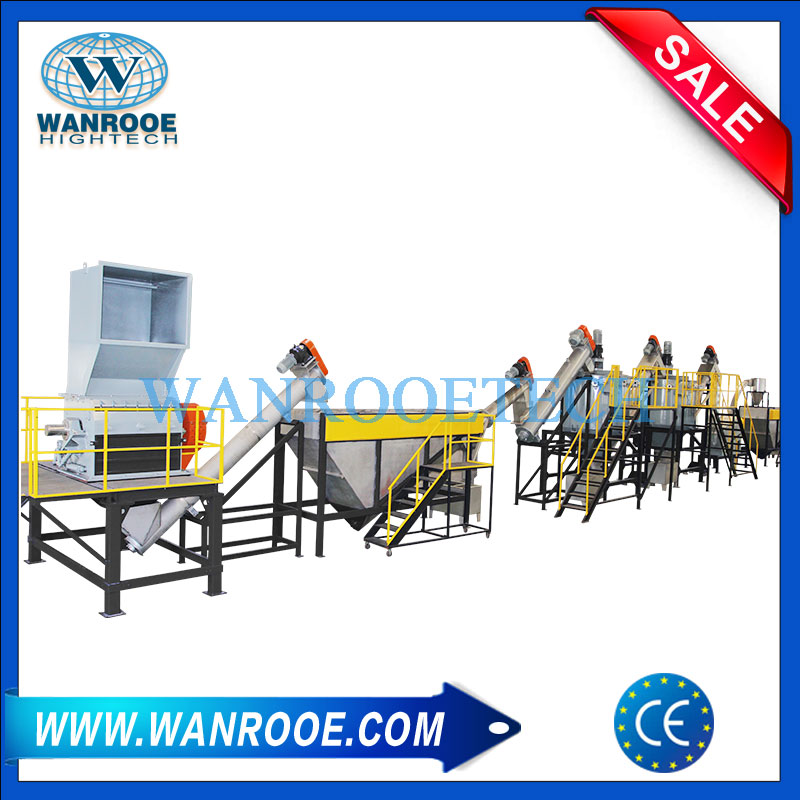 PET Flakes Washing Line, PET Bottle Flakes Washing Line, PET Flakes Washing Machine, PET Flakes Washing And Recycling Line