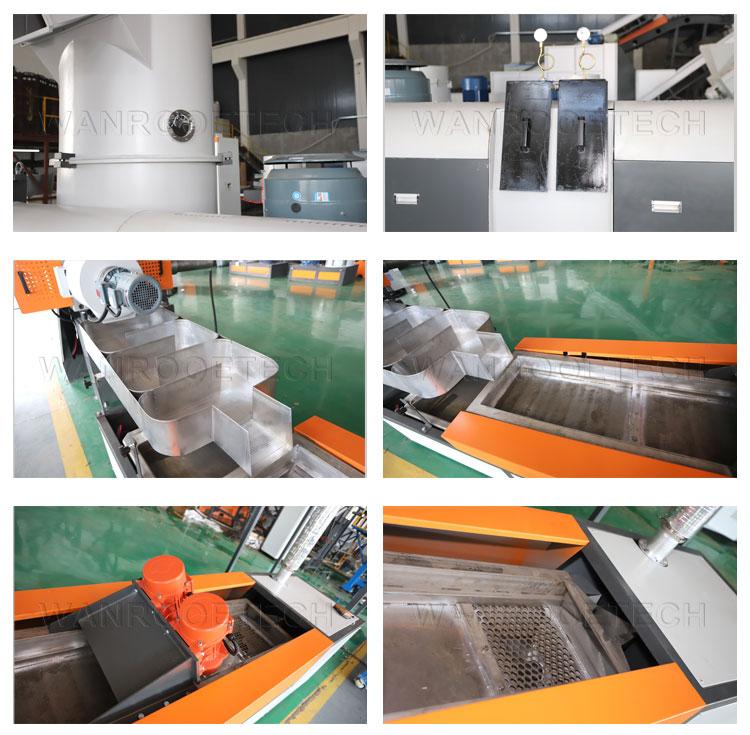 Plastic Film Granulator, Plastic Granulator, BOPP Film Granulator, LDPE Film Granulator, HDPE Film Granulator