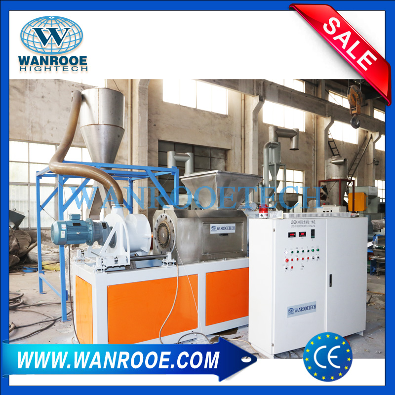 Woven Bag Squeezing Pelletizing Machine, Plastic Bag Squeezing Pelletizing Machine, Woven Bag Squeezing Granulator, Plastic Bag Squeezing Granulator