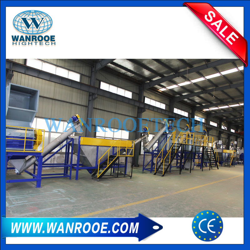 PS ABS Recycling Line, PS ABS Recycling machine, PS ABS Washing Line, PS ABS washing Plant
