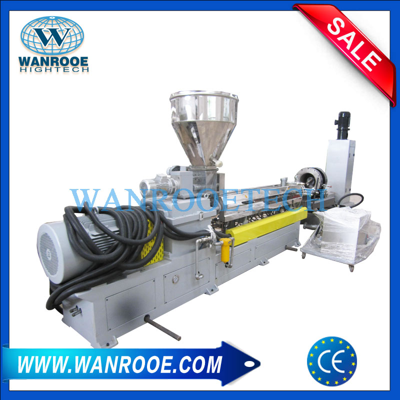 PVC Cable Pelletizing Machine, PVC Wire Compounding Granulating, PVC Cable Pelletizing Line, PVC Cable Material Compounding & Pelletizing Line