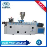 PVC Pelletizing Line, PVC Granulating Machine, Conical Twin Screw Extruder, PVC Extruder, PVC recycling machine