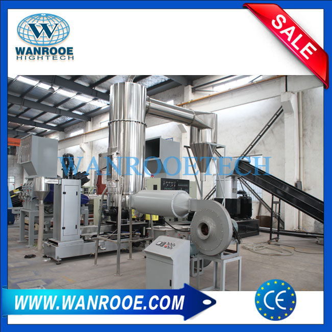 PVC Granulator, PVC Granulating Machine, PVC Granulating Line, Plastic Granulator Machine
