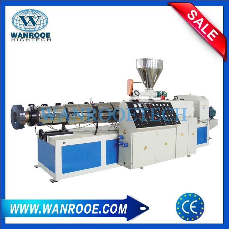 pvc compound pelletizing extruder, pvc compound pelletizing machine, pvc compound plant, pvc extruder, pvc extruder machine