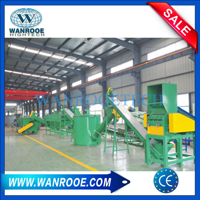 Agricultural Film Washing Machine, Plastic Film Washing Line, Plastic Recycling Machine, Plastic Washing Line