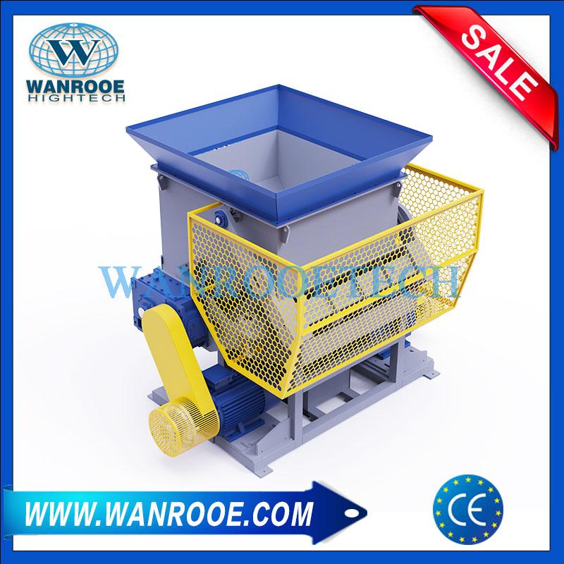 plastic foam shredder, plastic waste shredder, foam shredder, plastic shredder for recycling, foam recycling