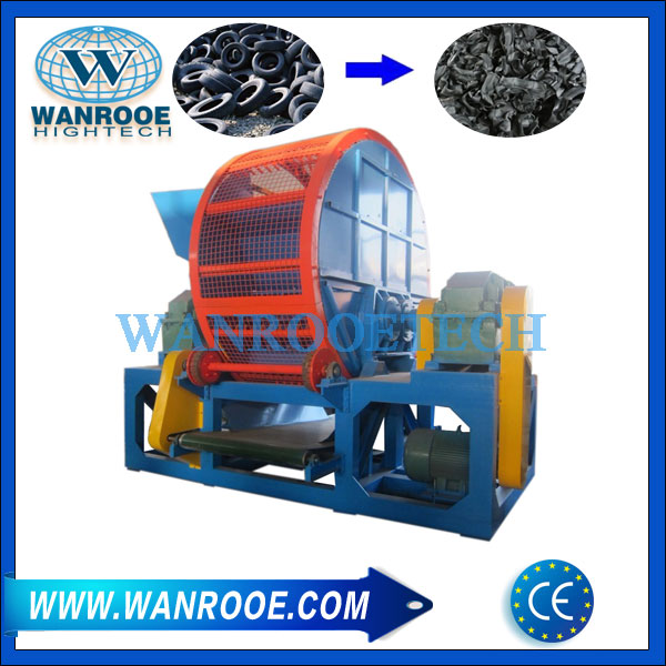 Tire Shredder,Tire Doule Shaft Shredder,Tire Grinder,Car Tire Shredder,Truck Tire Shredder,Tire Granulator