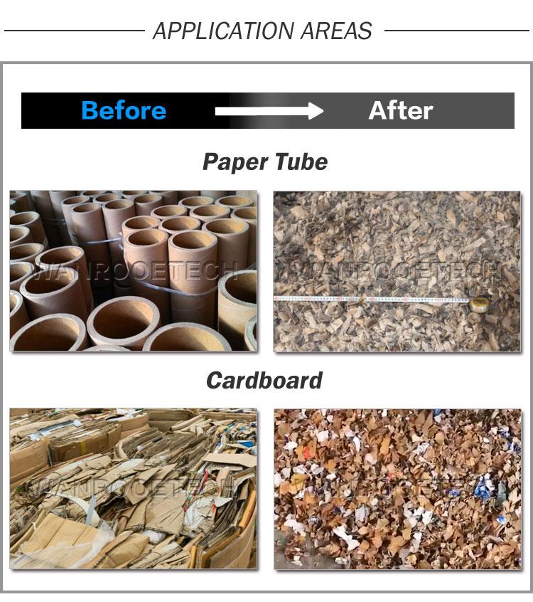 Industrial Paper Shredder, Corrugated Box Shredder, Industrial Cardboard Shredder, Paper Shredder For Cardboard