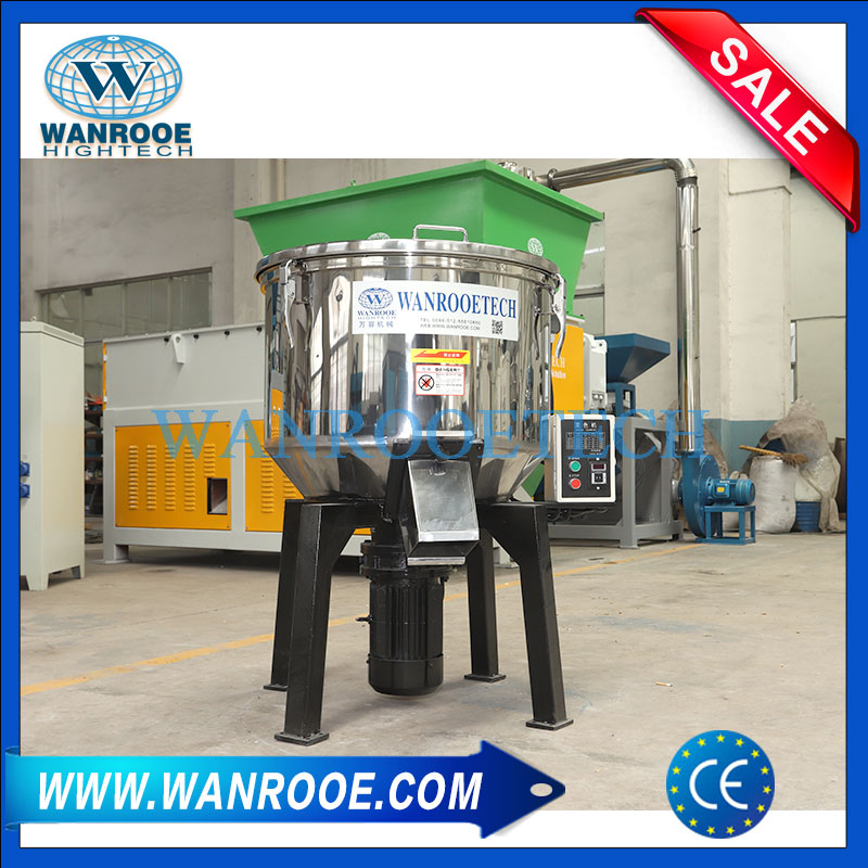 Vertical Color Mixer, Plastic Color Mixer, Plastic Color Mixing Machine, Plastic Granulate Mixer Machine