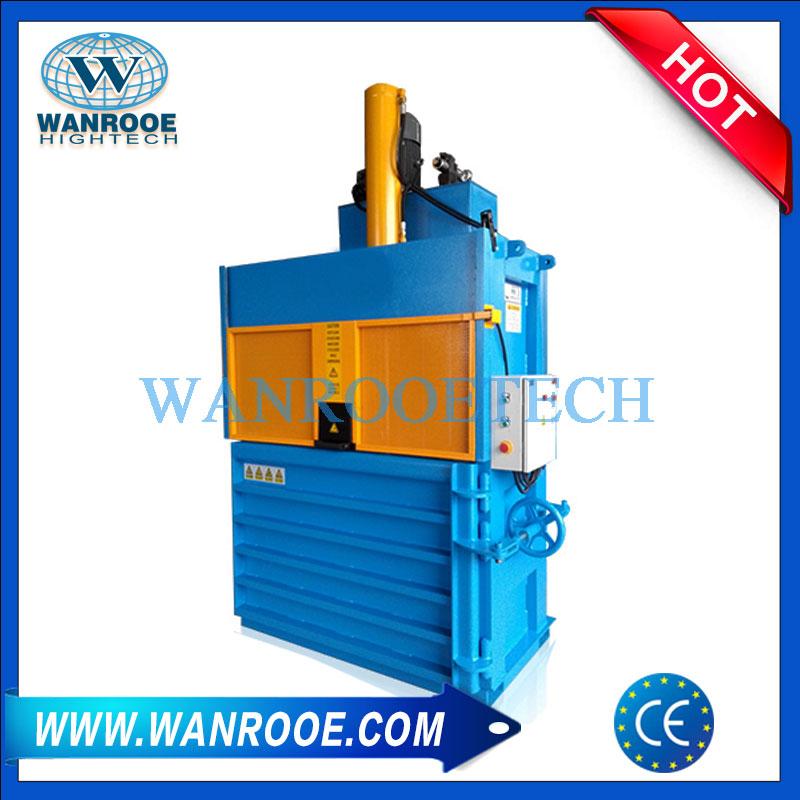 Plastic Baler Machine, Soft Plastic Baler, Plastic Film Baler, Vertical Baler, Baler Machine Price