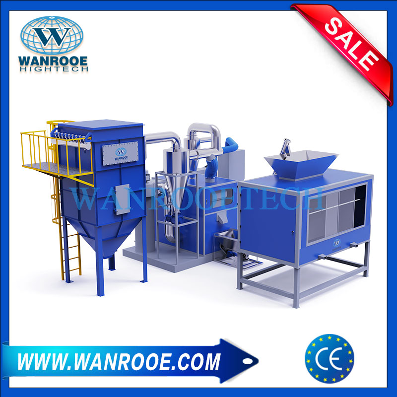 Cable Granulator Separator, Cable Granulator, Copper Granulator, Copper Wire Recycling Machine