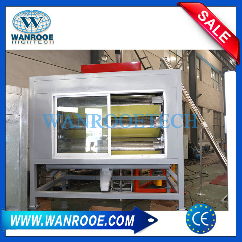 Electrostatic Separator, Copper Wire Crusher, Cable Recycling Machine,Copper Wire Granulator For Sale