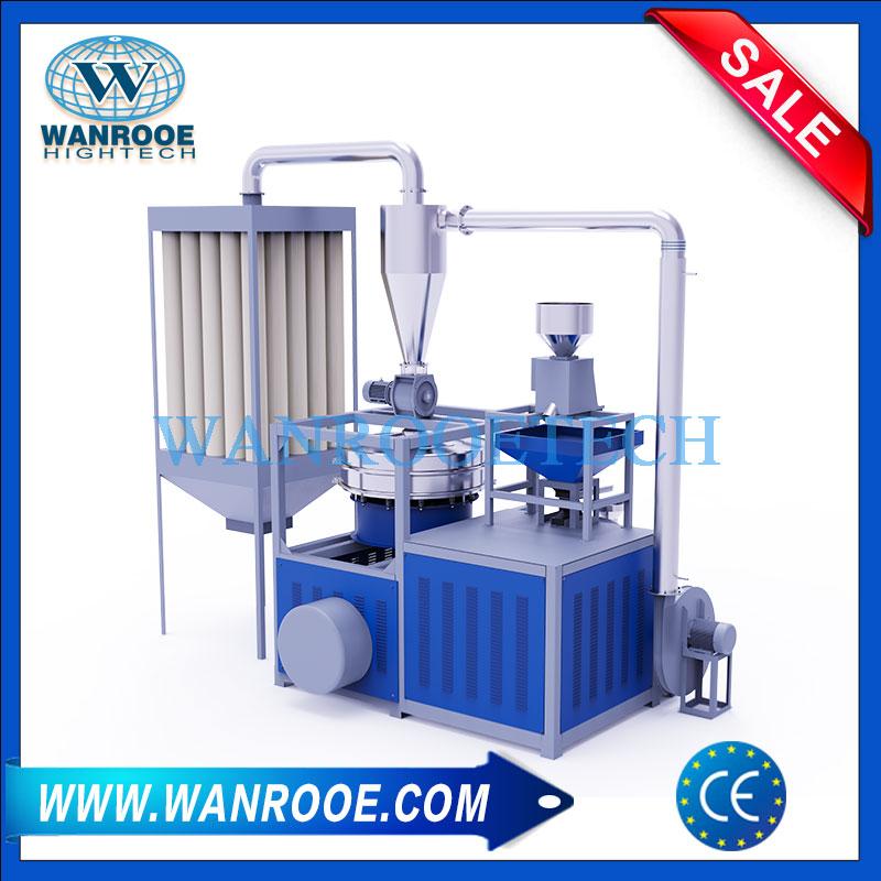 Plastic Grinder, Plastic Pulverizer, LDPE Pulverizer Grinder, LLDPE Pulverizer Grinder, LLDPE HDPE Pulverizer Grinder