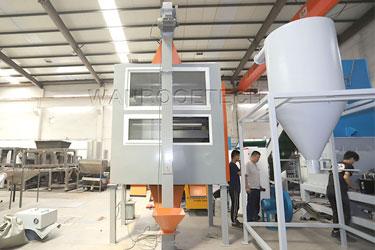 electrostatic separator, electrostatic separator for sale, plastic electrostatic separator, electrostatic copper separator