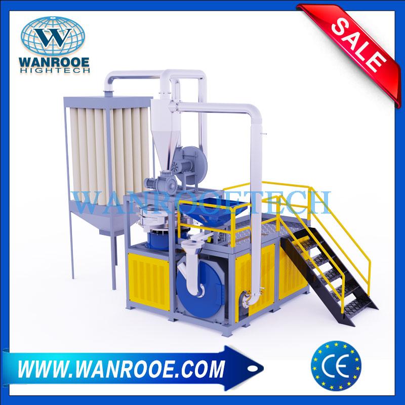 PVC pulverizer, PVC scrap pulverizer machine, PVC grinding machine, PVC grinder, PVC pulverizer for sale