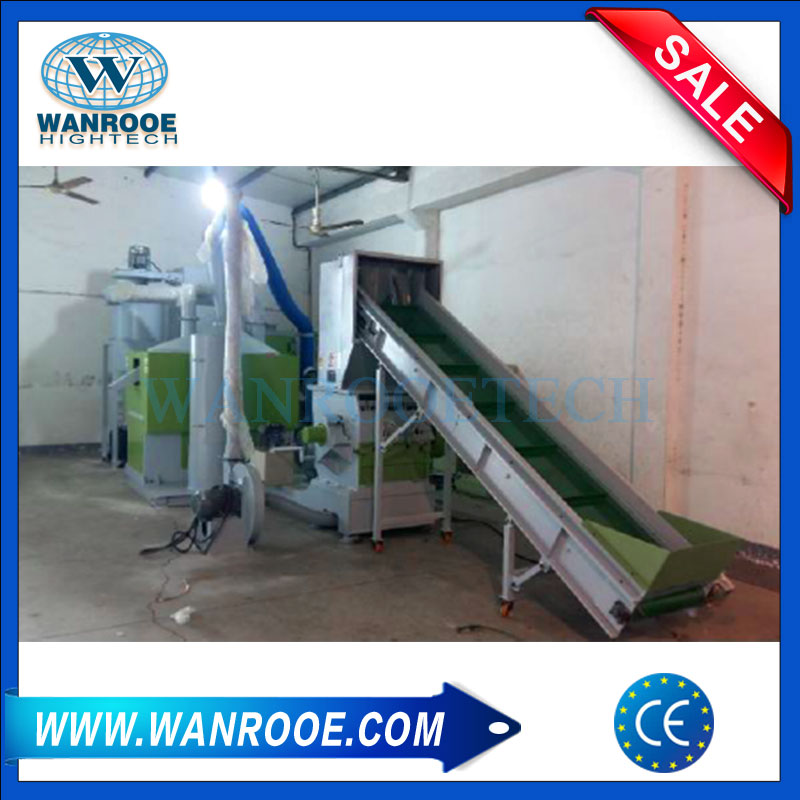 Industrial Copper Wire and Cable Crusher,Plastic Crusher Machine,Copper Wire Recycling Machine,Copper Wire Shredder