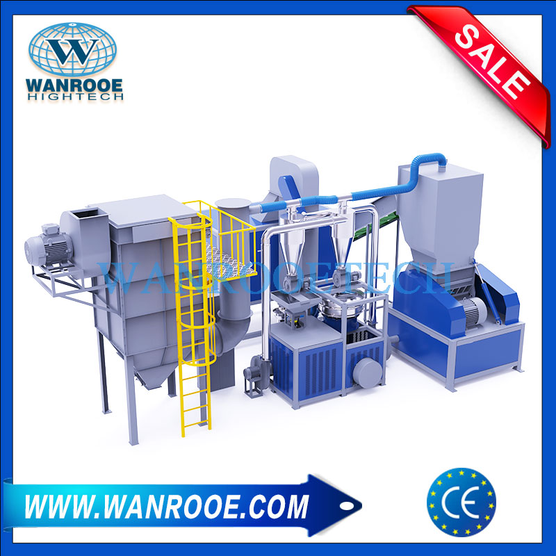 Aluminum Plastic Sorting Machine, Medical Pharmaceutical Blister Recycling Machine, Aluminum Plastic Separation Machine