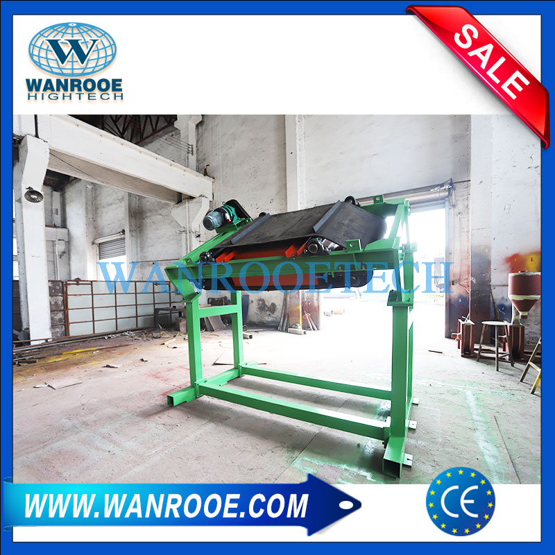 Overband Magnetic Separator, Magnetic Separator, Dry Magnetic Separator, Belt Magnetic Separator