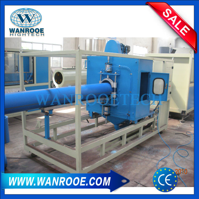 PE HDPE Pipe Cutter Machine,No dust cutter,Planetary cutter,PE/HDPE Pipe Production Line