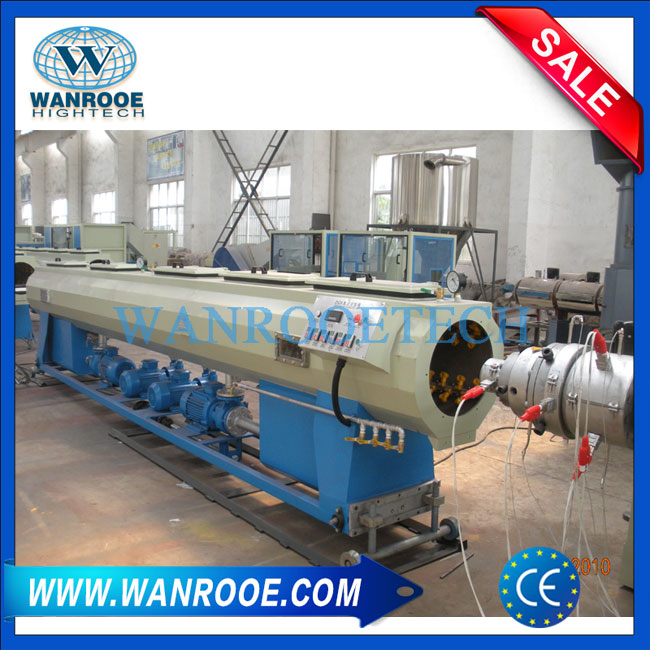 PE/HDPE Pipe Vacuum Tank,Vacuum Calibration Machine, HDPE Pipe Production Line, PP HDPE Extruder