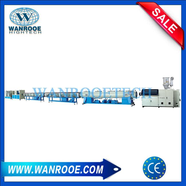 PE Pipe Extrusion Line,PE Pipe Production Line,PE Pipe Making Machine,PE Extruder