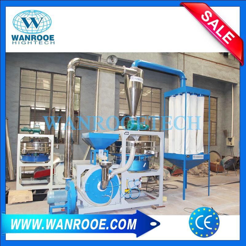 Resin Pulverizer, Resin Mill, Resin Grinder, PET Resin Powder Making Machine, Resin Powder Making Machine