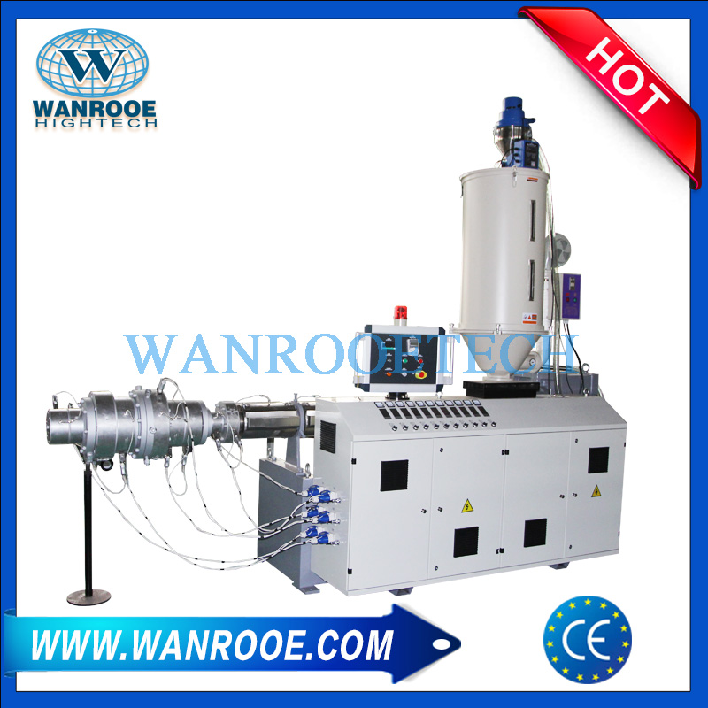 PP/PE/PPR/ABS Single Screw Extruder, Plastic Extruder Machines, Single Screw Extruder, PPR Extruder