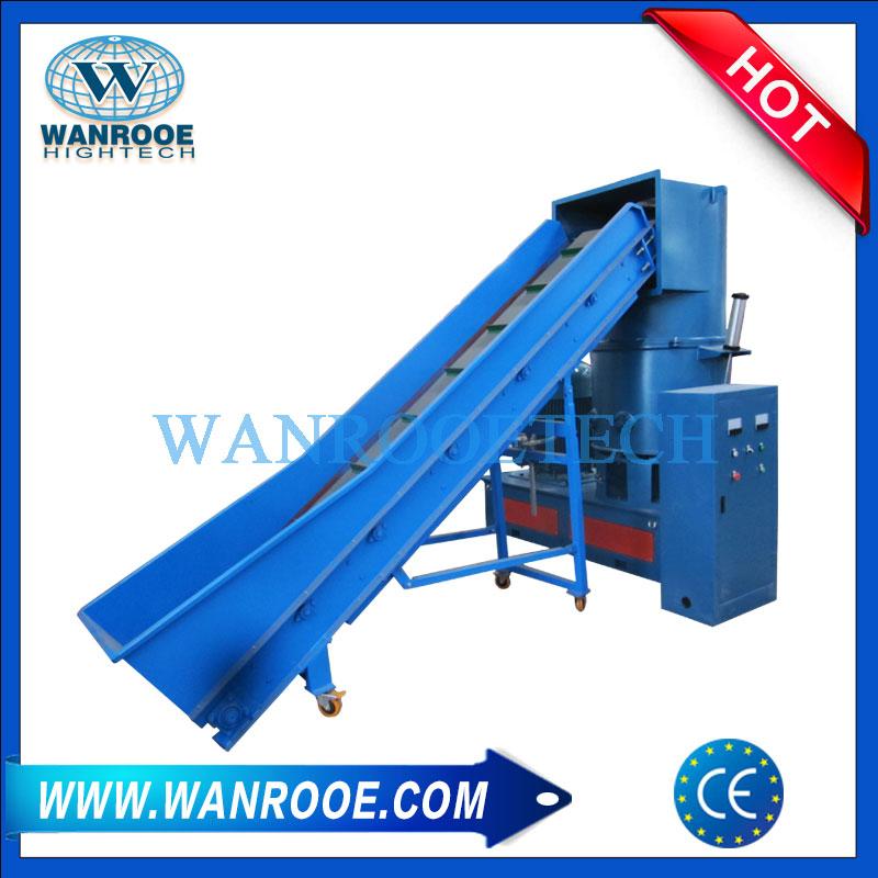 Plastic Agglomerator, Agglomerator Machine, Plastic Compactor, Film Compactor, Plastic Densifier Machine