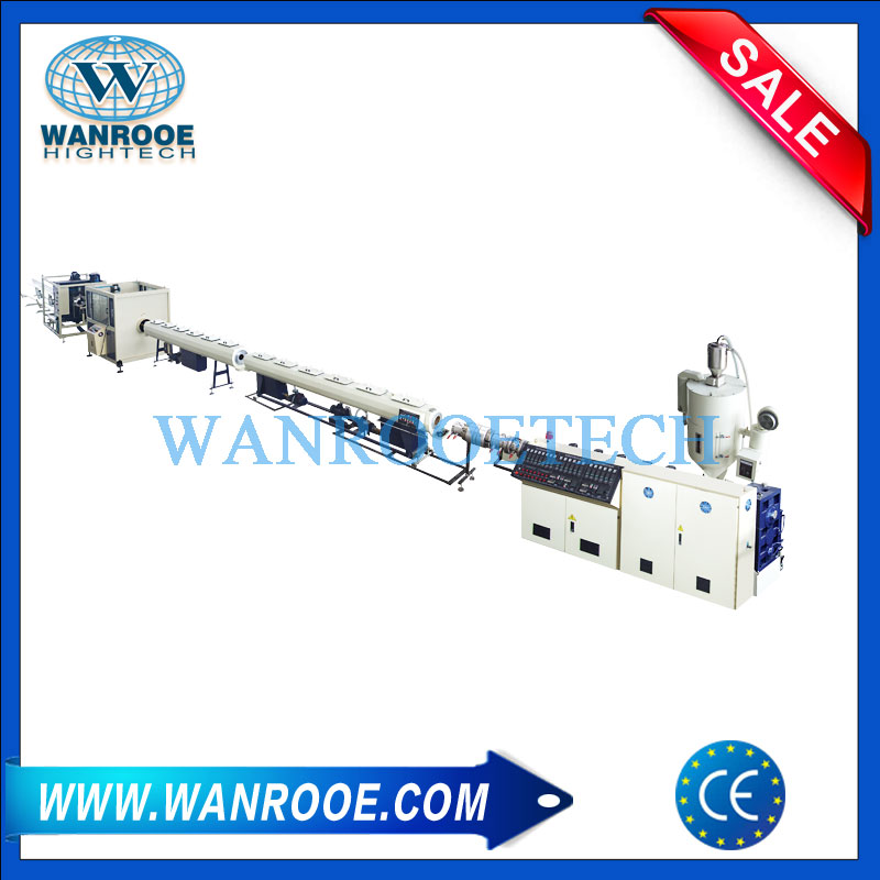 PPR pipe production line,PPR Pipe Extrusion Line,PPR pipe making machine,PPR Pipe Extruder Plant
