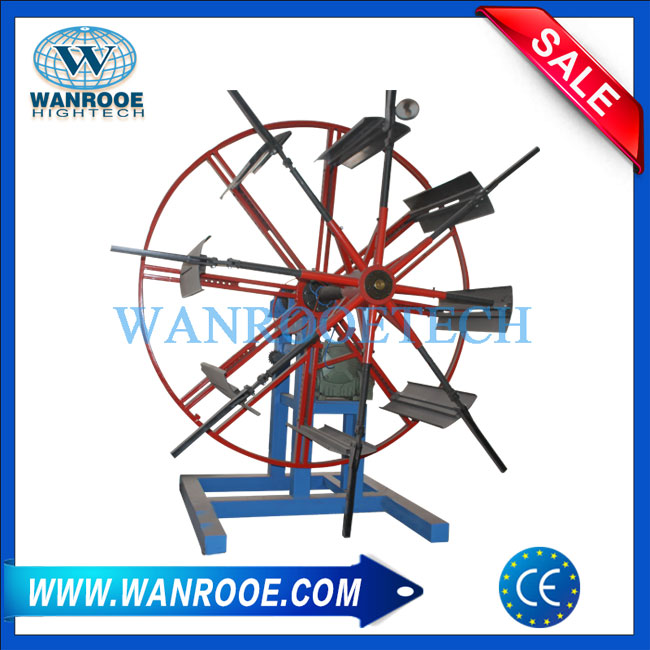 PPR Pipe Winder,Plastic Pipe Winder,Single panel coiler,Double Panel coiler