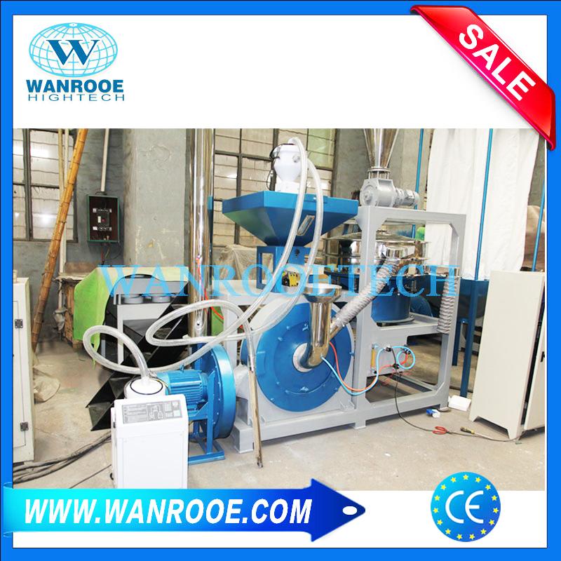 PTFE Pulverizer, PTFE Grinder, PTFE Mill, Poly Tetra Fluoroethylene Pulverizer, Plastic Pulverizer
