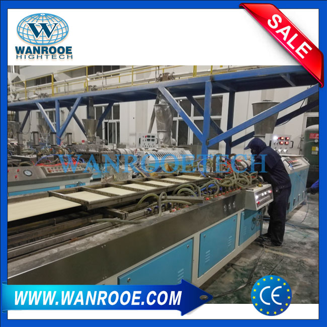 PVC Foam Board Extrusion Line,PVC Profile Production Line,PVC Profile Extrusion Line,PVC Profile Extrusion Machine