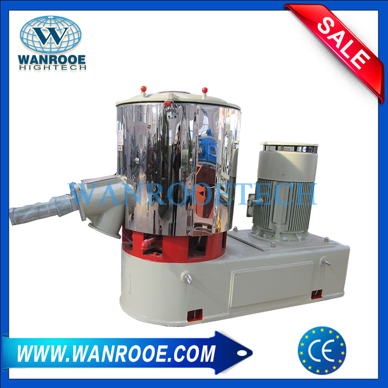 Hot Mixer Machine,Plastic Mixing Equipment,PVC Mixing Unit,High Speed Mixers Industrial