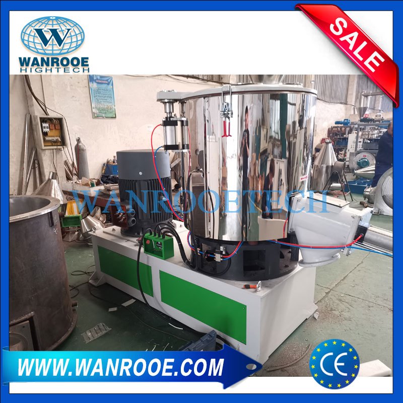 PVC High Speed Mixer, Cooling Mixer, PVC Mixing Machine, PVC Mixing Unit