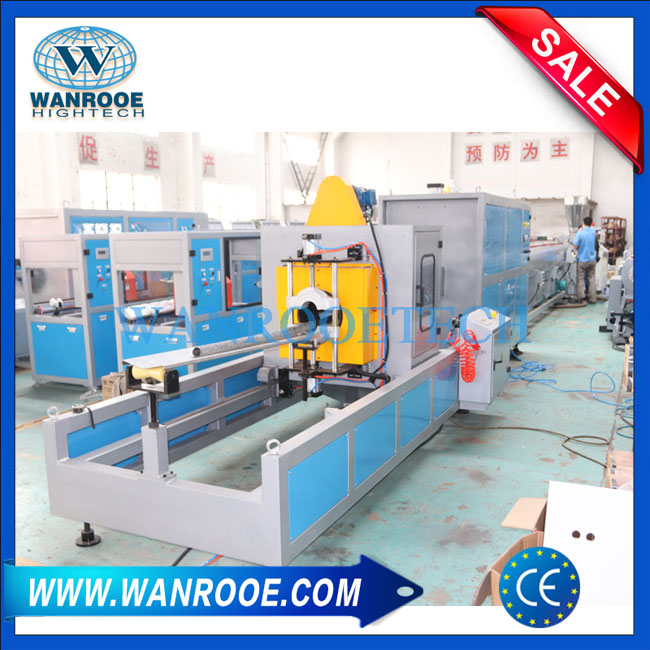 PVC Pipe Cutter Machine,Plastic Extrusion Machine,PVC Pipe Making machine,PVC Extruder