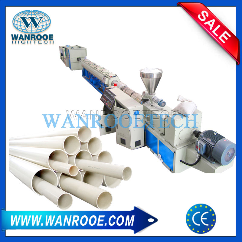 PVC Pipe Making machine,PVC Pipe Extrusion Machine,PVC Extruder,Plastic Extrusion Machine