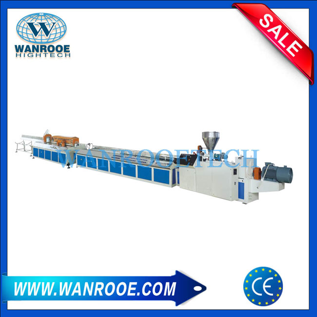pvc profile extrusion line,pvc profile production line,pvc profile extruder,plastic profile,board,sheet production line
