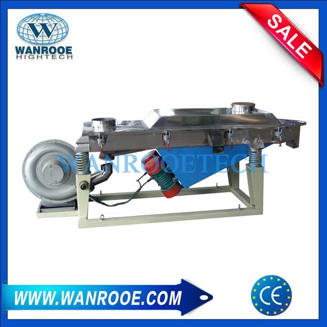 Vibratory Separator, Vibrating Sieve, Circular Vibrating Screen, Vibrating Screen Machine, Plastic Vibrating Screen