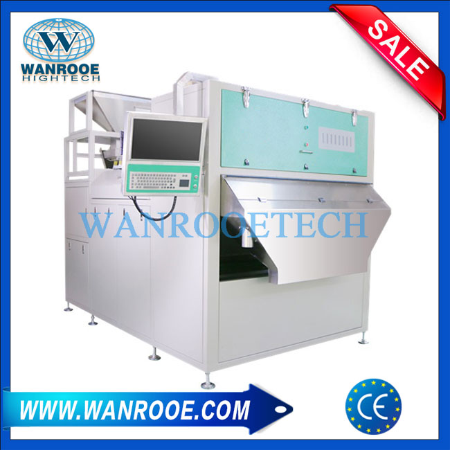 CCD Color Sorter Machine, Plastic Color Sorting Machine, Circuit Board Color Sorter, PCB Color Sorter, Metal Color Sorter, Plastic Sorting Equipment