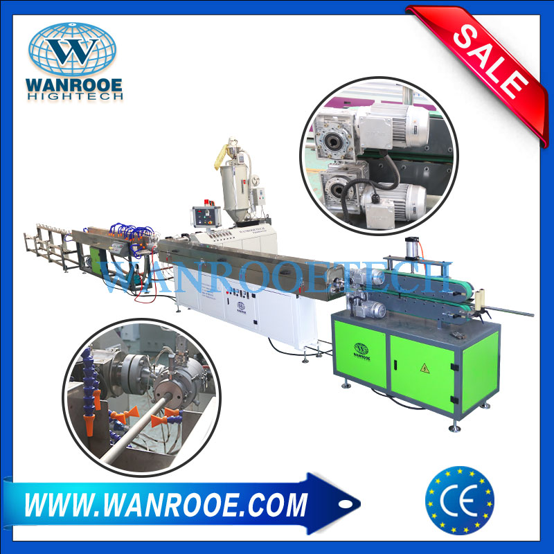 Steel Pipe Plastic Coating Production Line,Powder Coating Extruder,Plastic coating Extrusion Machine,plastic pipe Extrusion Plant