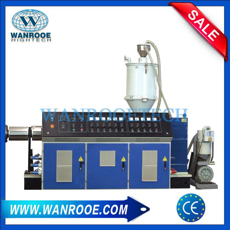 Powder Coating Extruder,Steel Pipe Coating Extruder,Single Screw Extrusion Line,Steel Pipe Extrusion Line