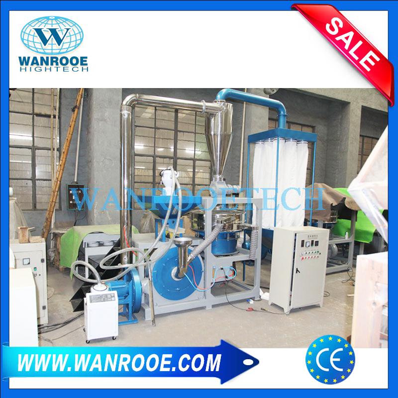 TPU Pulverizer, TPU Grinder, TPU Mill, TPU Pulveriser, TPU Powder Making Machine, Plastic Mill