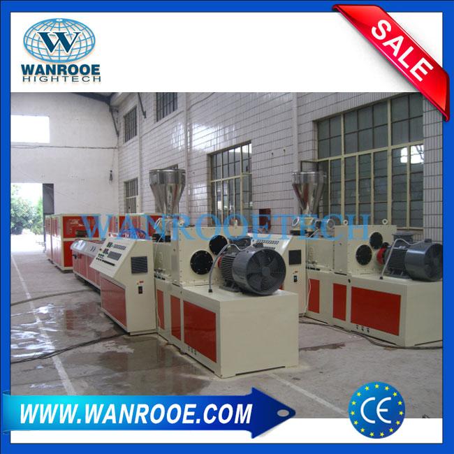 WPC Foam Sheet Extrusion Line,WPC Foam Sheet Machine,WPC Sheet Profile Production Line,WPC Profile Extrusion Line
