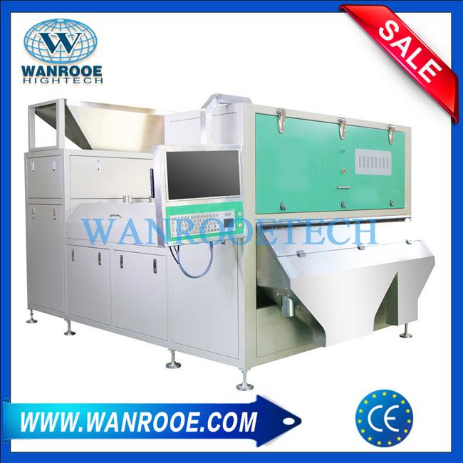 Color Sorting Machine, Metal Sorting Machine, Plastic Sorting Machine, Circuit Board Sorting Machine, PCB Sorting Machine